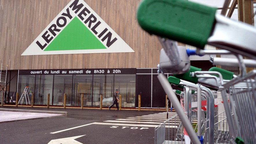 Boulet Feignasse Mou Du Genou Leroy Merlin Et Ses Fichiers Genants Ladepeche Fr