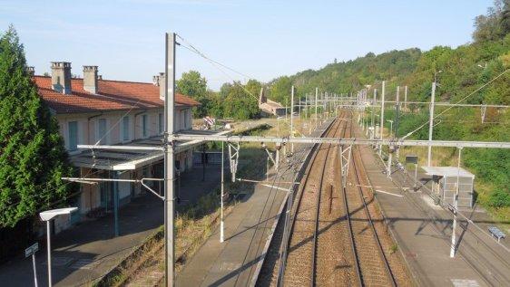 La SNCF propose près de 100 m2 à louer dans la gare de Moissac