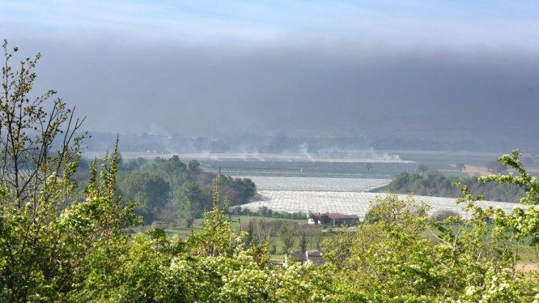 Tarn ouest : colère des habitants réveillés et intoxiqués par une épaisse fumée noire
