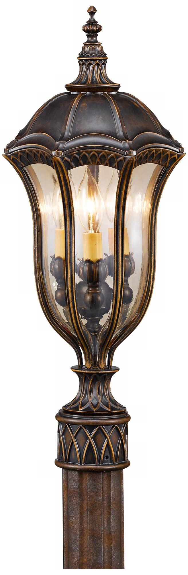 Feiss Baton Rouge 22 High Outdoor Post Lantern 77817