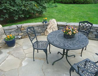 flagstone patio pictures gallery