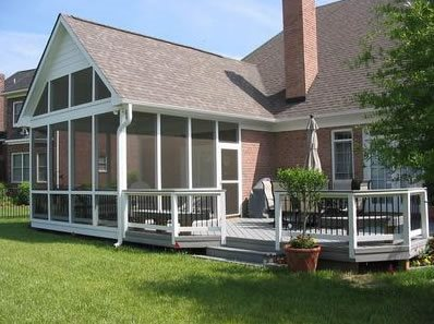 screened porch ideas landscaping network
