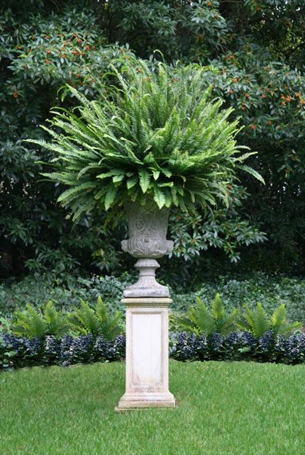 Yard Planter Ideas