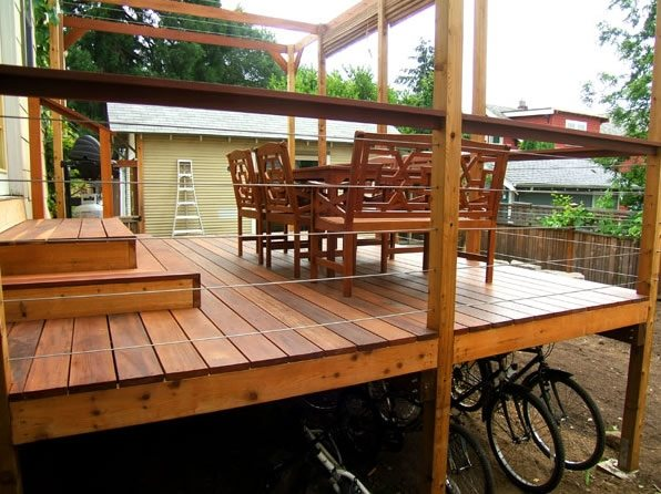 Deck Design Portland Or Photo Gallery Landscaping