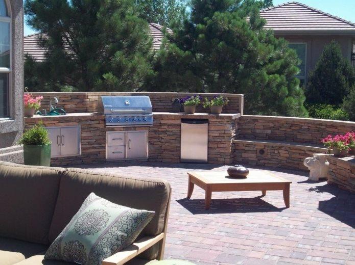 outdoor kitchen colorado springs co