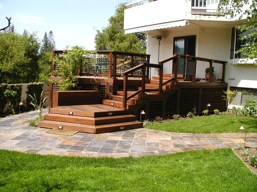 Deck Designs And Ideas For Backyards And Front Yards