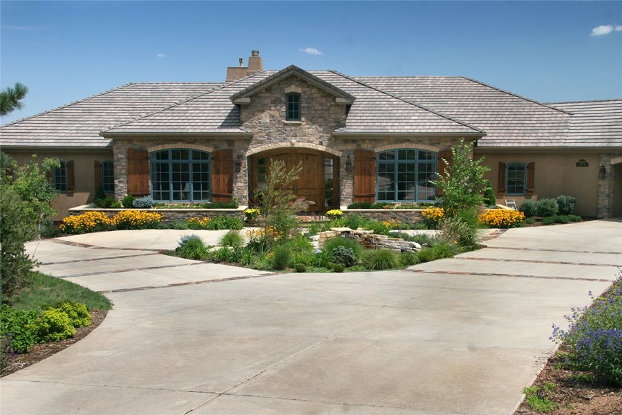 Driveway Layout Options Landscaping Network