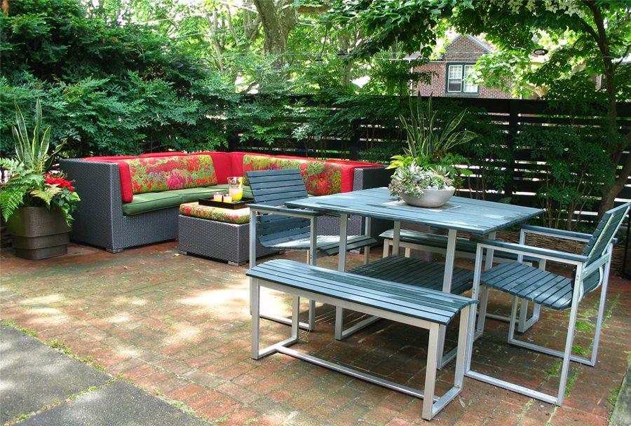 patio furniture decor landscaping