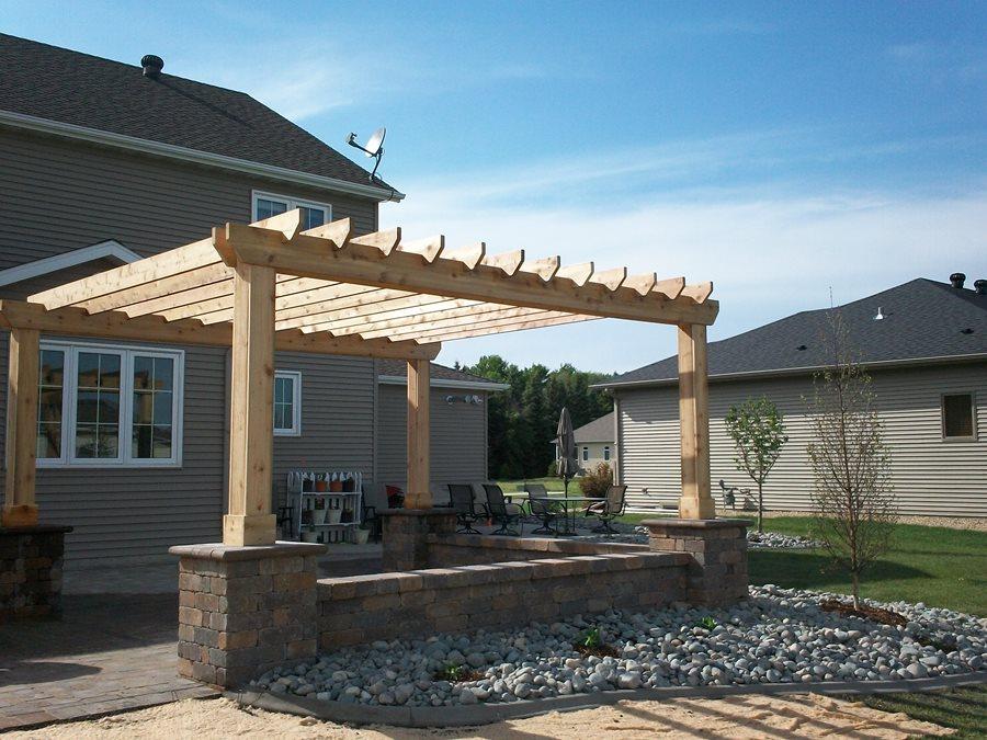 pergola and patio cover ideas