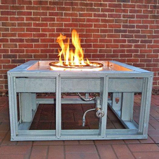 Fire Pit Kits Amp Frames Landscaping Network