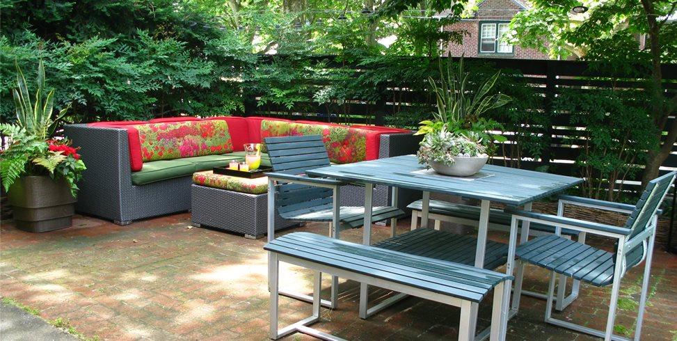 patio landscape ideas landscaping network