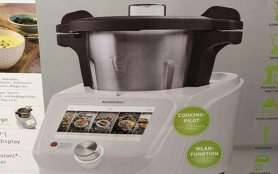 nouveau robot cuisinier de lidl