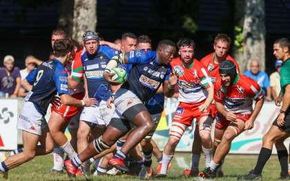 Rugby: Oloron should revive now