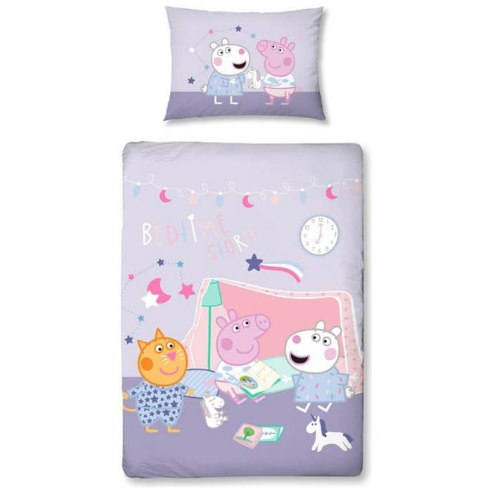 Peppa Pig Bedding Set Toddler 11 25 At Argos Latestdeals Co Uk