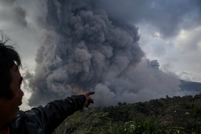 49: Second volcano rumbles to life in Guatemala Chile-temporarily-evacuates-4-000-over-volcano-eruption