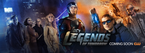 Image result for Legends of Tomorrow facebook cover