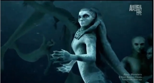 Mermaids New Evidence 2013 Animal Planet Special Draws
