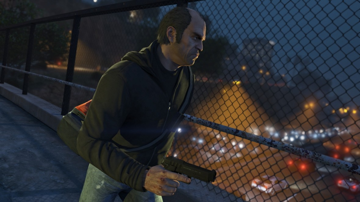 GTA 5 PS4 Release Date Is Nov 3 Rockstar Moves Up
