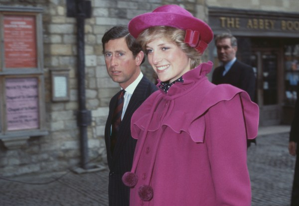 How Princess Diana And Prince Charles Avoided A