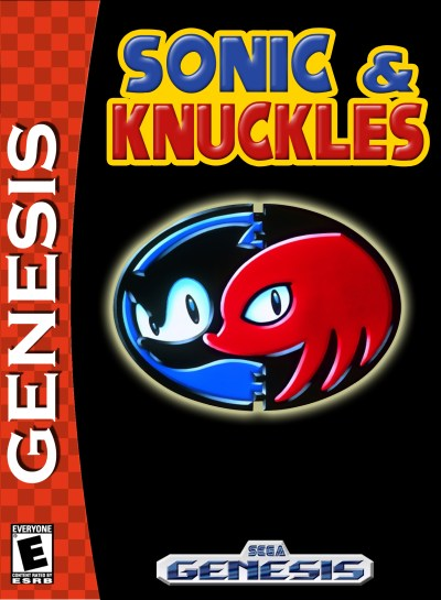 Sonic & Knuckles Details - LaunchBox Games Database