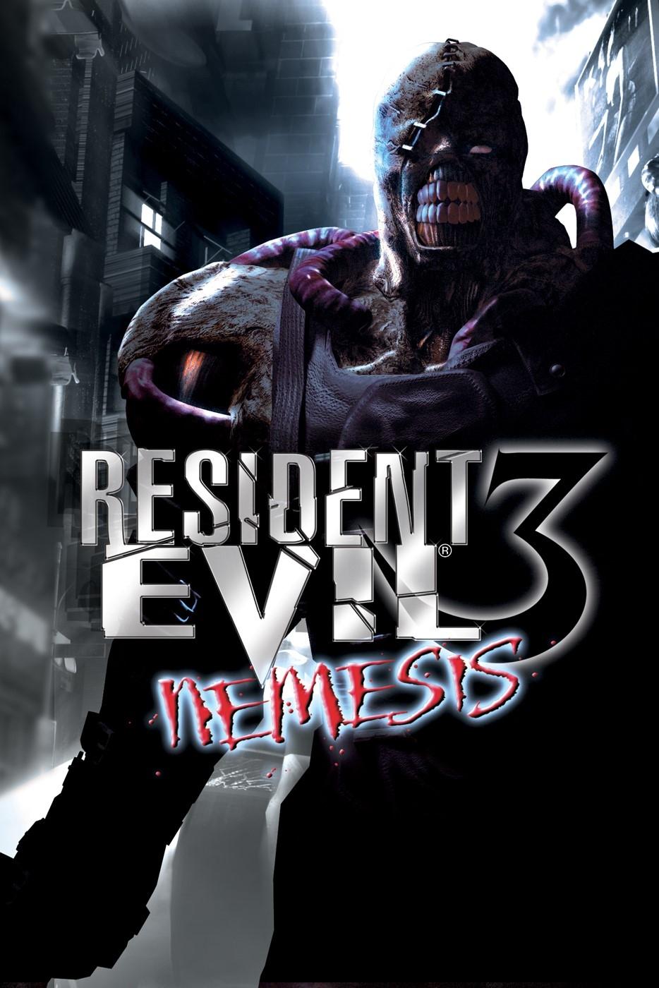 Resident Evil 3 Nemesis Details LaunchBox Games Database