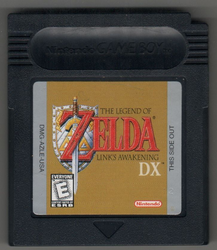 The Legend Of Zelda Links Awakening DX Details
