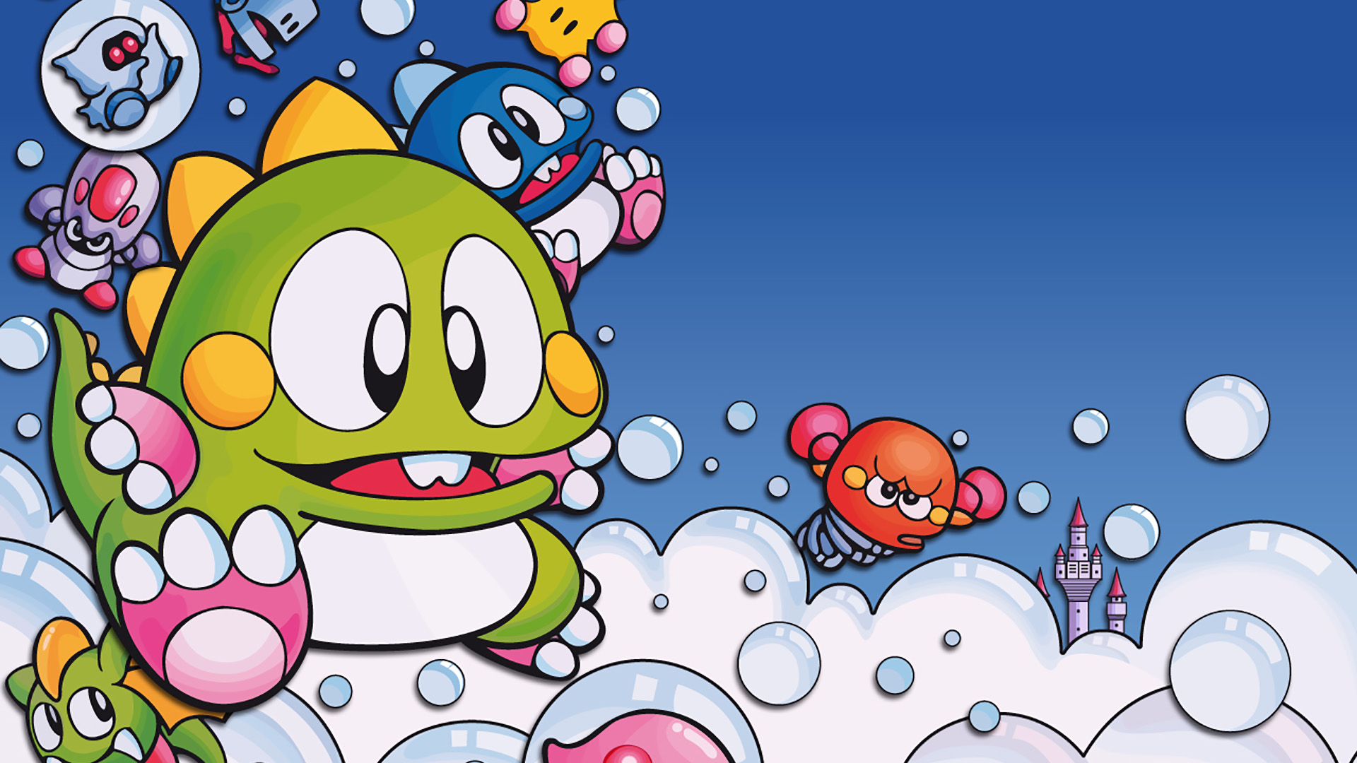 Bubble Bobble Details LaunchBox Games Database