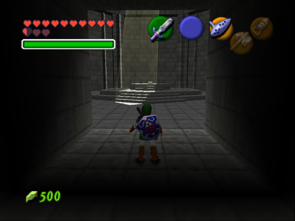 The Legend Of Zelda Ocarina Of Time Details LaunchBox