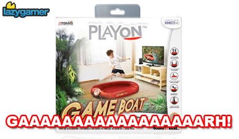 KinectBoat
