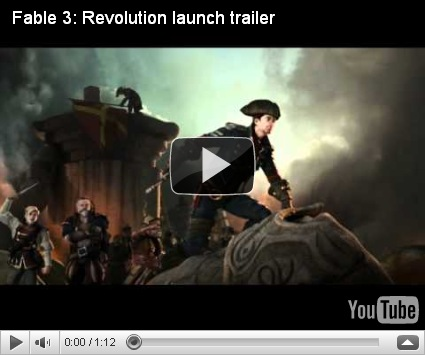 Axed Fable 3 Kinect Mini-Games Sound Terrible 2