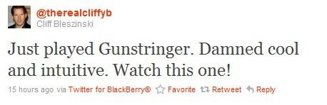 The Gunstringer confirmed for XBLA 4