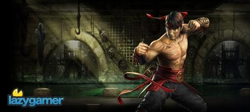 Mortal Kombat character trailers - Liu Kang 2