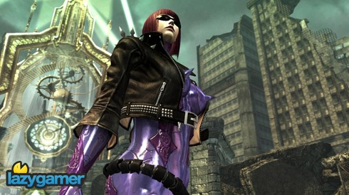 Anarchy Reigns gets skin-tight 6