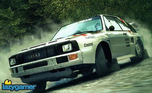 DiRT 3 Group B Rally Trailer 2