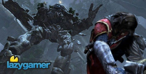 Castlevania: Lords of Shadow DLC trailered 2