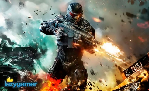 Crysis 2 Nano Edition: And the winner is... 3