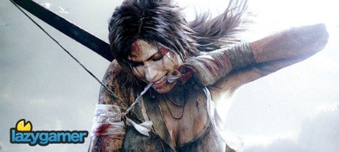 Lara's looking incredibly sexy in this new image 2