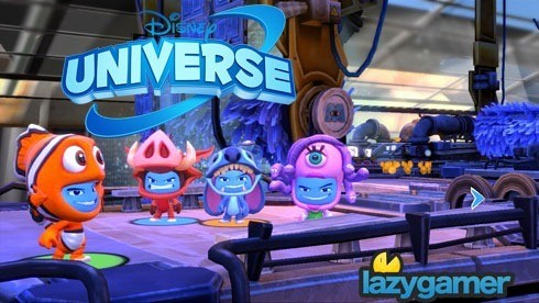 Disneyuniverse