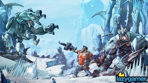 Borderlands 2 - SnowAttack