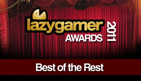 Lazygamer Awards 2011 – The Best of the Rest 2