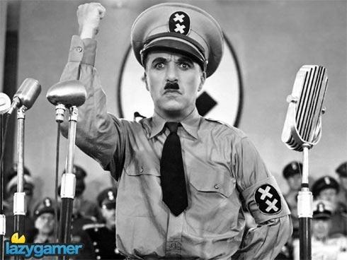 I did nazi that coming...