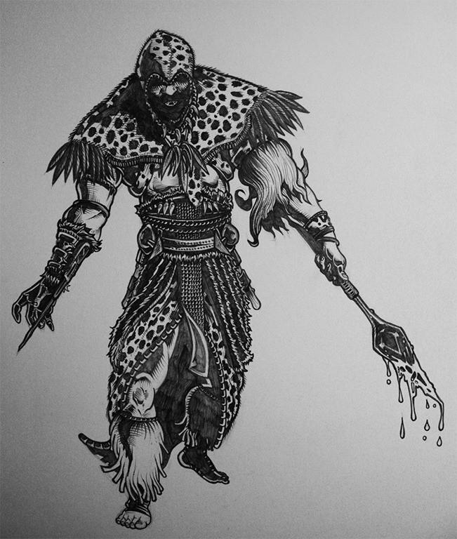 Ezio Zulu?
