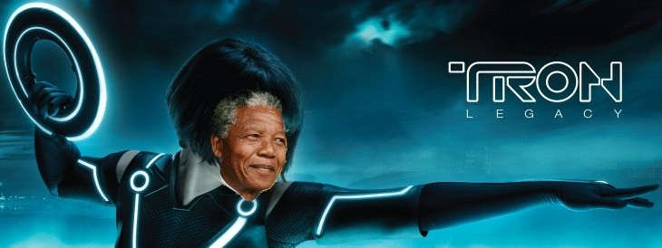 Madiba to the rescue