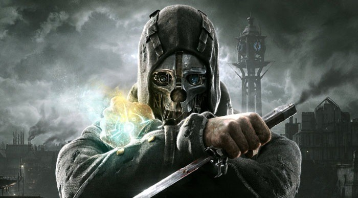 "Writing the name of this game as ""Dishonored"" is the equivalent of that sound made when nails drag across a chalk board."