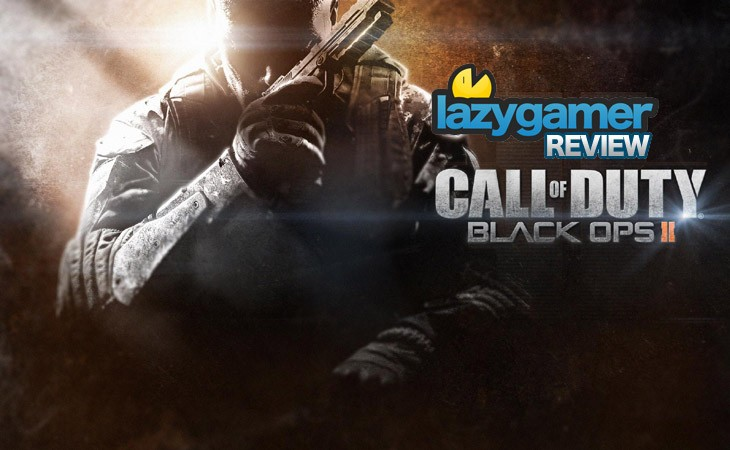 Call of Duty Black Ops 2 Review - Future imperfect 2