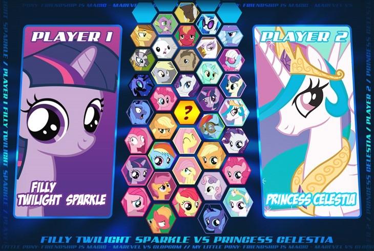 Marvel vs Clopcom
