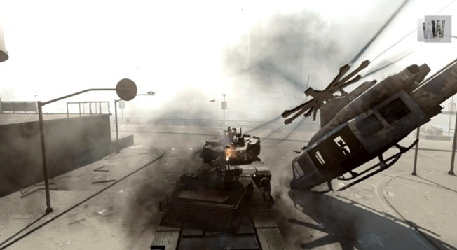 BattlefieldHelicopter