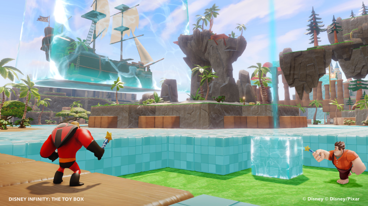 Disney Infinity Preview: A Whole Familiar World 6