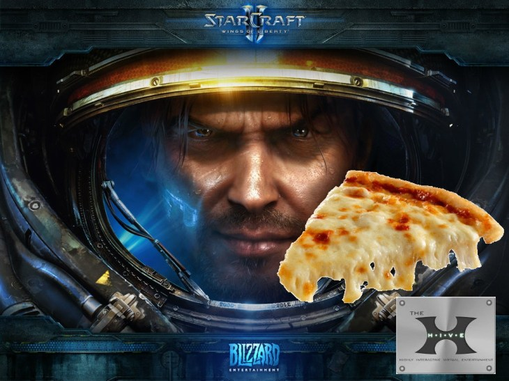 Local StarCraft II competition 2