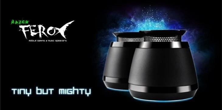 Last chance to win Razer Ferox speakers 2